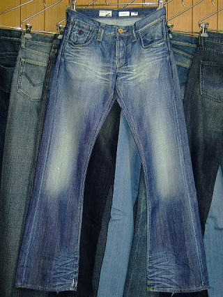 ENERGIE STEVENSON TROUSERS STYLE.9B1800 WASH.L000F5