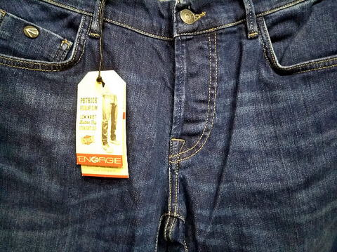 ENERGIE PATRICK TROUSERS 34 STYLE.9T3R03 WASH.L01627
