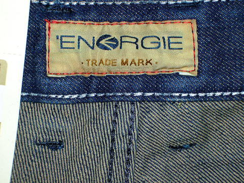 ENERGIE BRANDON TROUSERS 32 REGULAR FIT DENIM