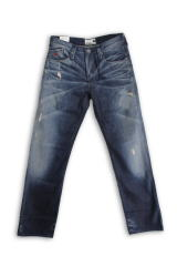 ENERGIE DENIM NOW STRAIGHT TROUSERS 34 STYLE.9F2R00 SIZE. WASH.LOOL66 ART.DY9029 COL.F09950 COP407 MADE IN TUNISIA 100%COTTON
