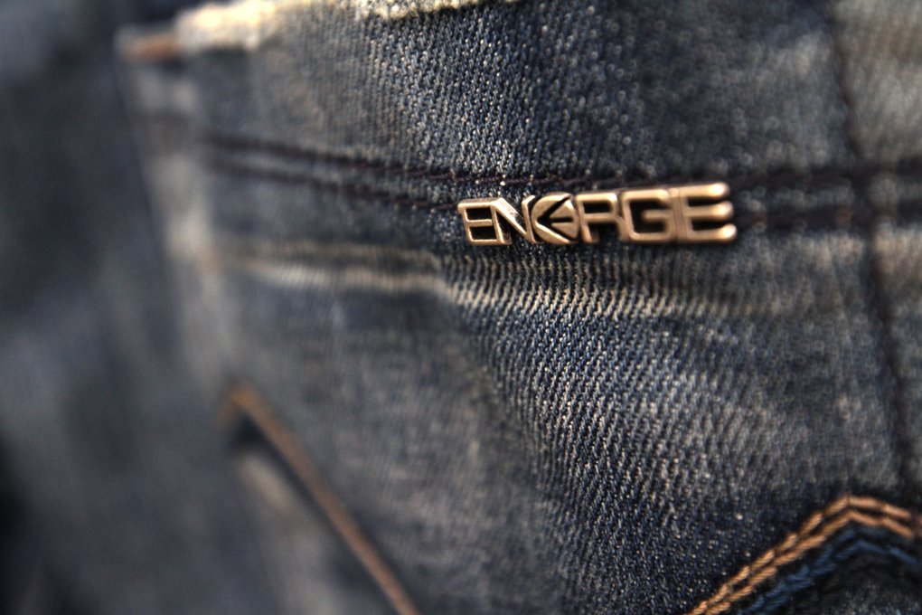 ENERGIE DENIM NOW STRAIGHT TROUSERS 34